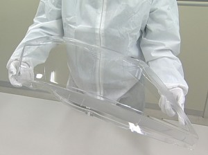 ナノテクリーンAC Lサイズ(10双入)